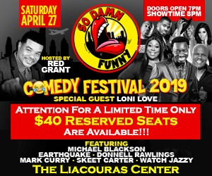 Comedy $40 Tickets