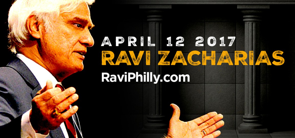 Dr. Ravi Zacharias: Does Truth Matter?
