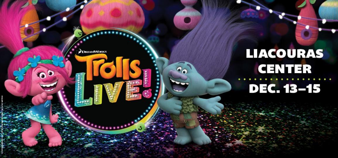 Trolls LIVE!