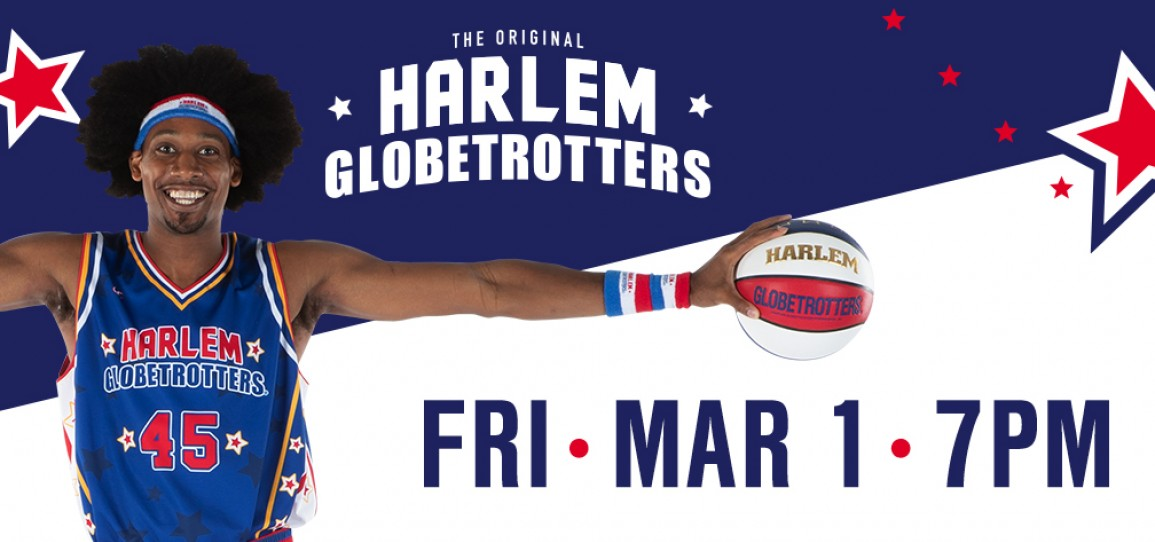 The Harlem Globetrotters 2019 World Tour
