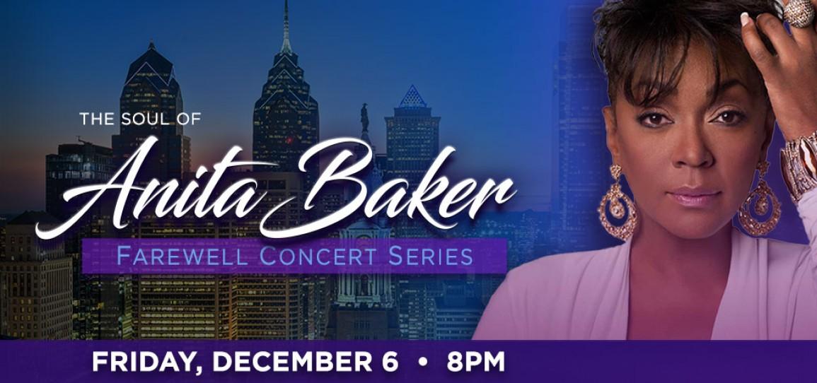 Anita Baker: Farewell Concert Series