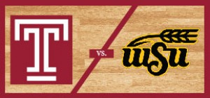 Temple Men's Basketball vs Wichita State