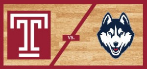 Temple Men's Basketball vs University of Connecticut