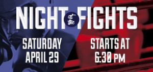 2nd Annual Night at the Fights