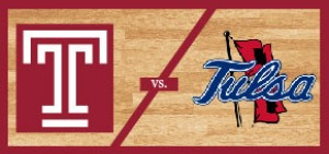 Temple Men's Basketball vs Tulsa