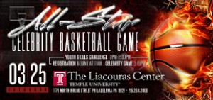 All Star Celebrity Basketball Game
