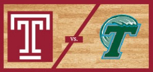 Temple Men's Basketball vs Tulane